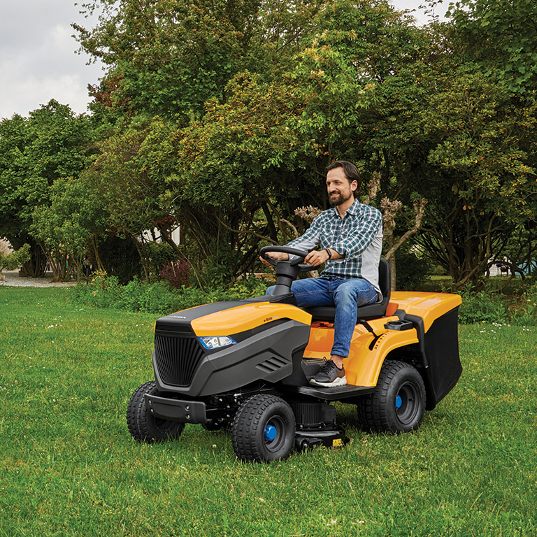 Can I Put Larger Wheels On My Push Lawn Mower